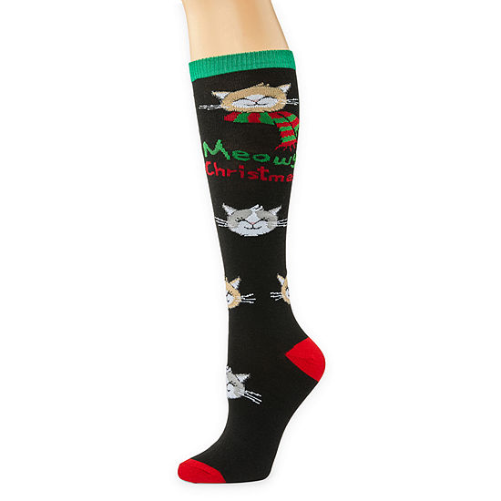 Mixit 1 Pair Knee High Socks - Womens