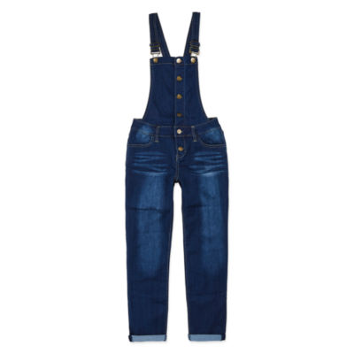Ymi Denim Overalls Overalls   Big Kid Girls by Ymi