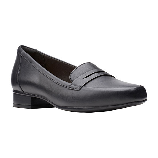 Clarks Womens Juliet Coast Loafers