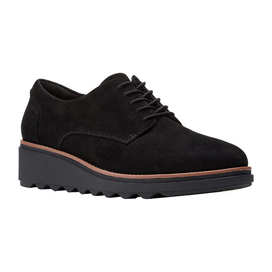Clarks Womens Sharon Noel Oxford Shoes