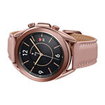Samsung Galaxy 3 LTE Blush Leather Smart Watch-Sm-R855uzdaxar
