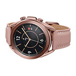Samsung Galaxy 3 Blush Leather Smart Watch-Sm-R850nzdaxar