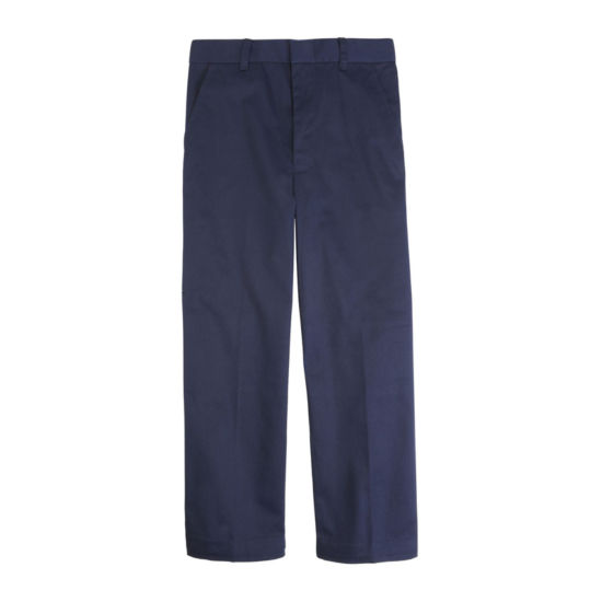 French Toast® Double-Knee Flat-Front Pants - Boys 4-7