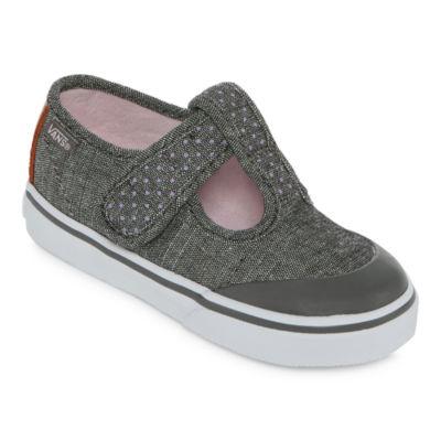 Vans Leena Girls Skate Shoes - Toddler