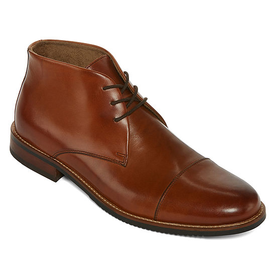 Stafford Mens Darrel Dress Boots