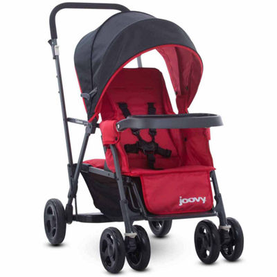 Joovy Caboose Graphite Stand-on Tandem Stroller