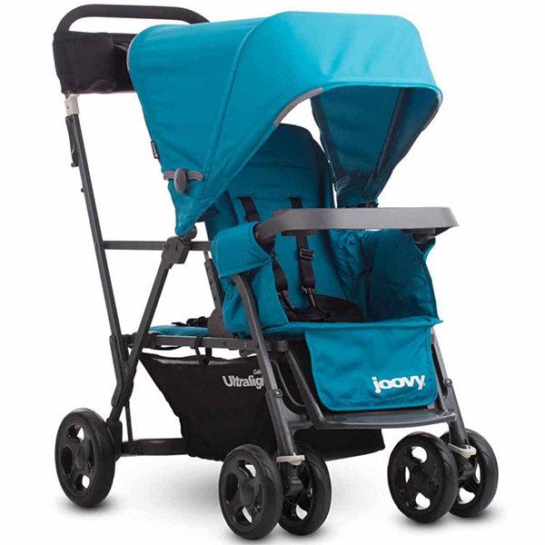 Joovy Caboose Ultralight Graphite Stand On Tandem Stroller