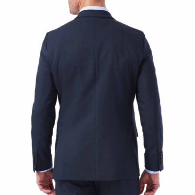 Haggar Pattern Slim Fit Suit Jacket