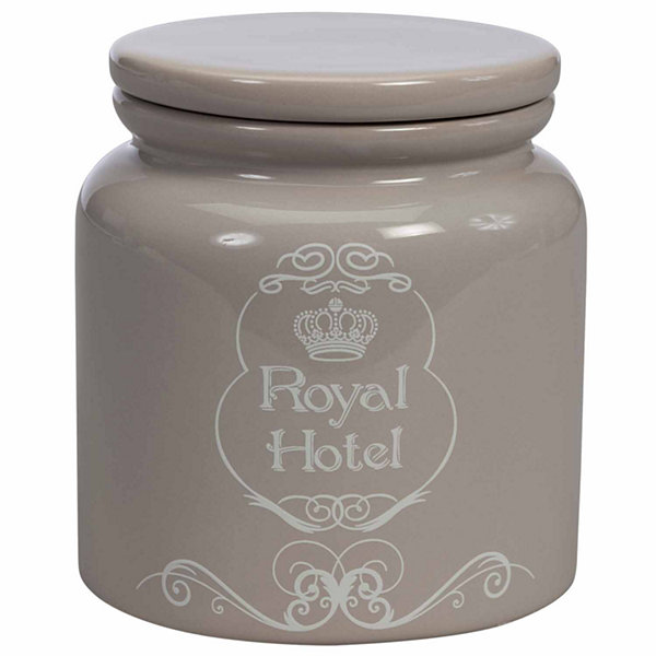 Royal Hotel Bathroom Canister