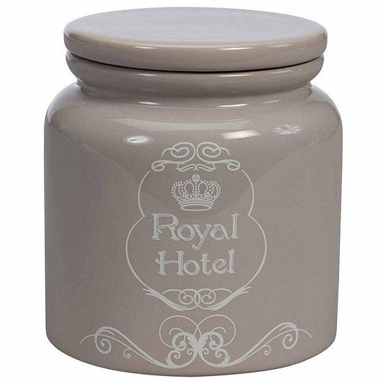 Royal Hotel Bathroom Canister