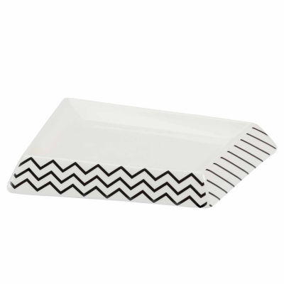 Modern Angles Soap Dish