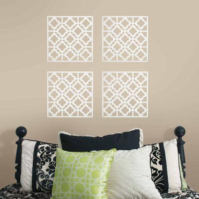 WallPops Honeycomb Room Panels