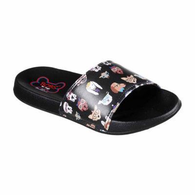 Skechers Pup Smarts Womens Walking Shoes Slip-on