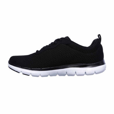 Skechers Flex Appeal 2.0 Womens Walking Shoes Lace-up