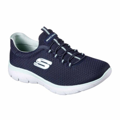 Skechers Summits Womens Walking Shoes Lace-up