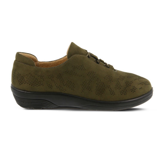 Flexus March Womens Oxford Shoes