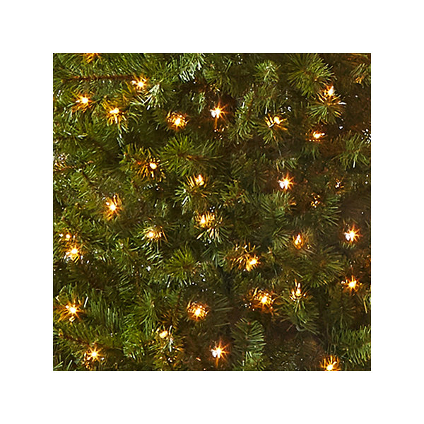 North Pole Trading Co. 6 1/2 Foot Jersey Pre-Lit Christmas Tree