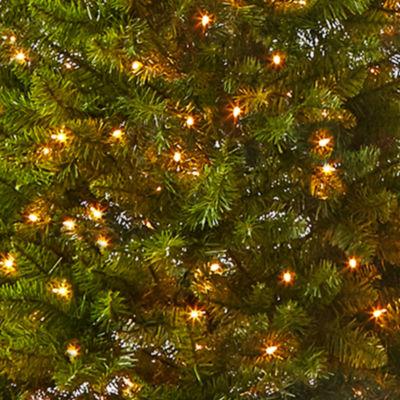 Slim 7 Foot Christmas Tree