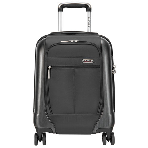 Ricardo Beverly Hills Mulholland Drive 17 Inch Hardside Luggage