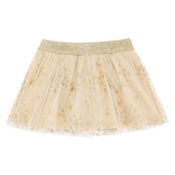 Okie Dokie Glitter Tutu Skirt - Baby Girl NB-24M