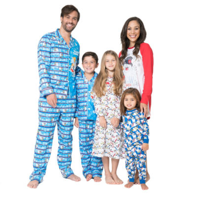 Frosty The Snowman Family Pajama Set- Men's