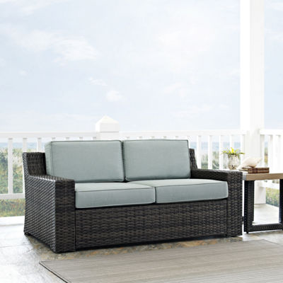 Beaufort Patio Loveseat With Cushions