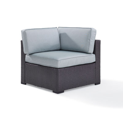 Biscayne Corner Conversation Chair With Cushions