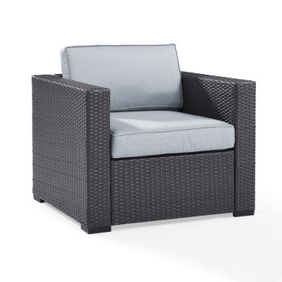 Biscayne Conversation Chair With Cushions