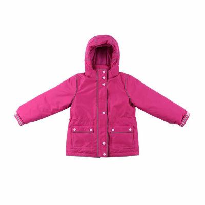 "Momo Grow Little Girl's ""Harper"" Down Filled Snow Jacket"
