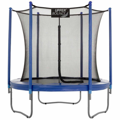 Upper Bounce 7.5ft Trampoline & Enclosure Set