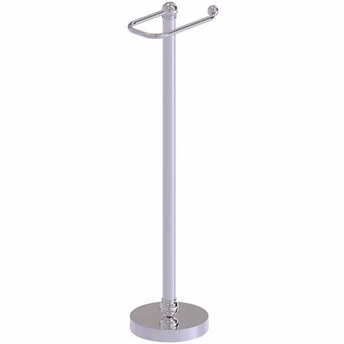 Allied Brass Free Standing Toilet Tissue Holder