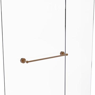 Allied Brass Dottingham Collection 18 IN Shower Door Towel Bar