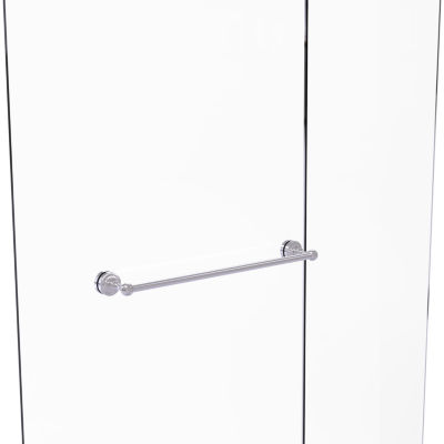 Allied Brass Dottingham Collection 24 IN Shower Door Towel Bar