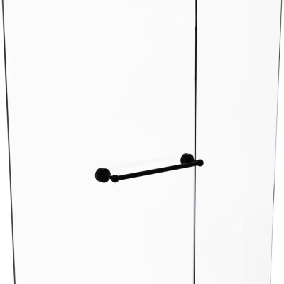 Allied Brass Waverly Place Collection 18 IN ShowerDoor Towel Bar
