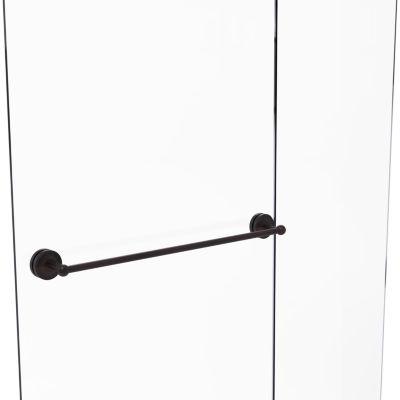 Allied Brass Prestige Regal Collection 30 IN Shower Door Towel Bar