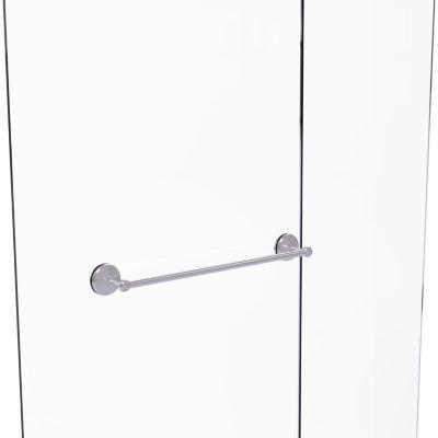 Allied Brass Monte Carlo Collection 24 IN Shower Door Towel Bar