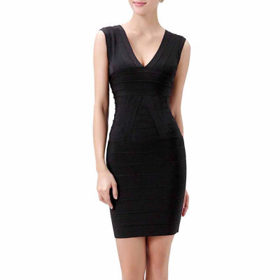 "phsitic Women's ""Devin"" Bodycon Bandage Dress"