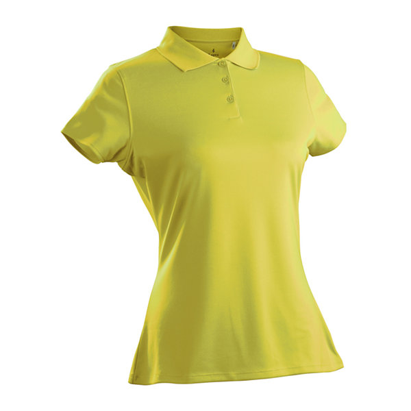 Nancy lopez golf luster short sleeve plus short sleeve for Jcpenney ladies polo shirts