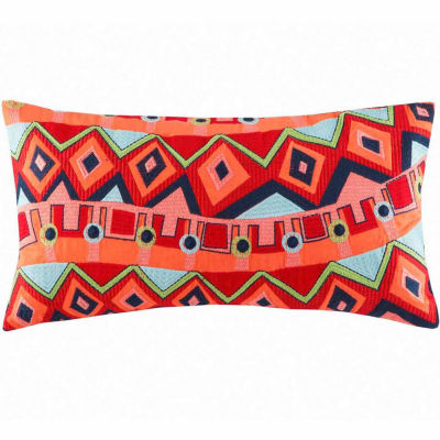 Hollywood Oblong Throw Pillow