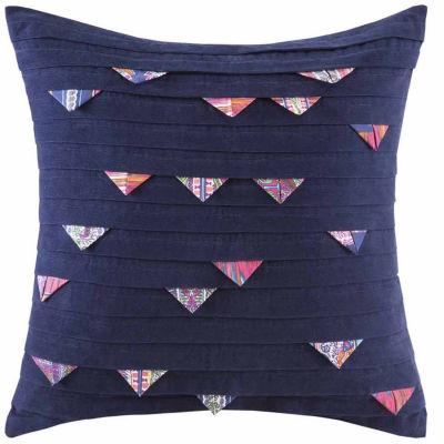 Katina Square Throw Pillow