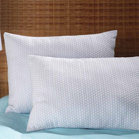 Allied Home Climaknit Medium Density Pillow