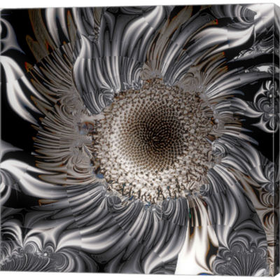 Seeds From The Sun Gallery Wrapped Canvas Wall Art On Deep Stretch Bars
