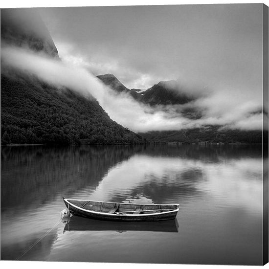 Norway 2 Gallery Wrapped Canvas Wall Art On Deep Stretch Bars