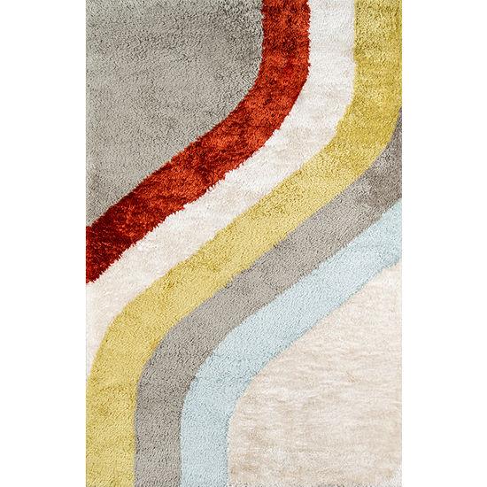 Novogratz By Momeni Classic 70'S Hand Tufted Rectangular Indoor Rugs