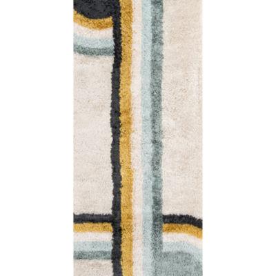 Novogratz By Momeni Bullseye Hand Tufted Rectangular Indoor Rugs