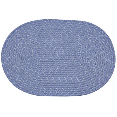 Better Trends Sunsplash Braided Oval Reversible Indoor/Outdoor Rugs