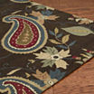 Rizzy Home Destiny Collection Hand Tufted Elijah Geometric Rug