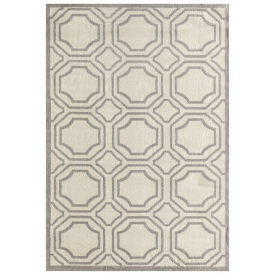 World Rug Gallery Modern Geometric Rectangular Rugs