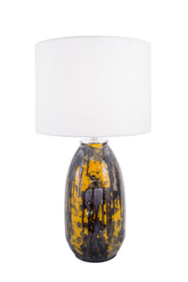 """Watch Hill 25"""" Stained Glass Table Lamp"""