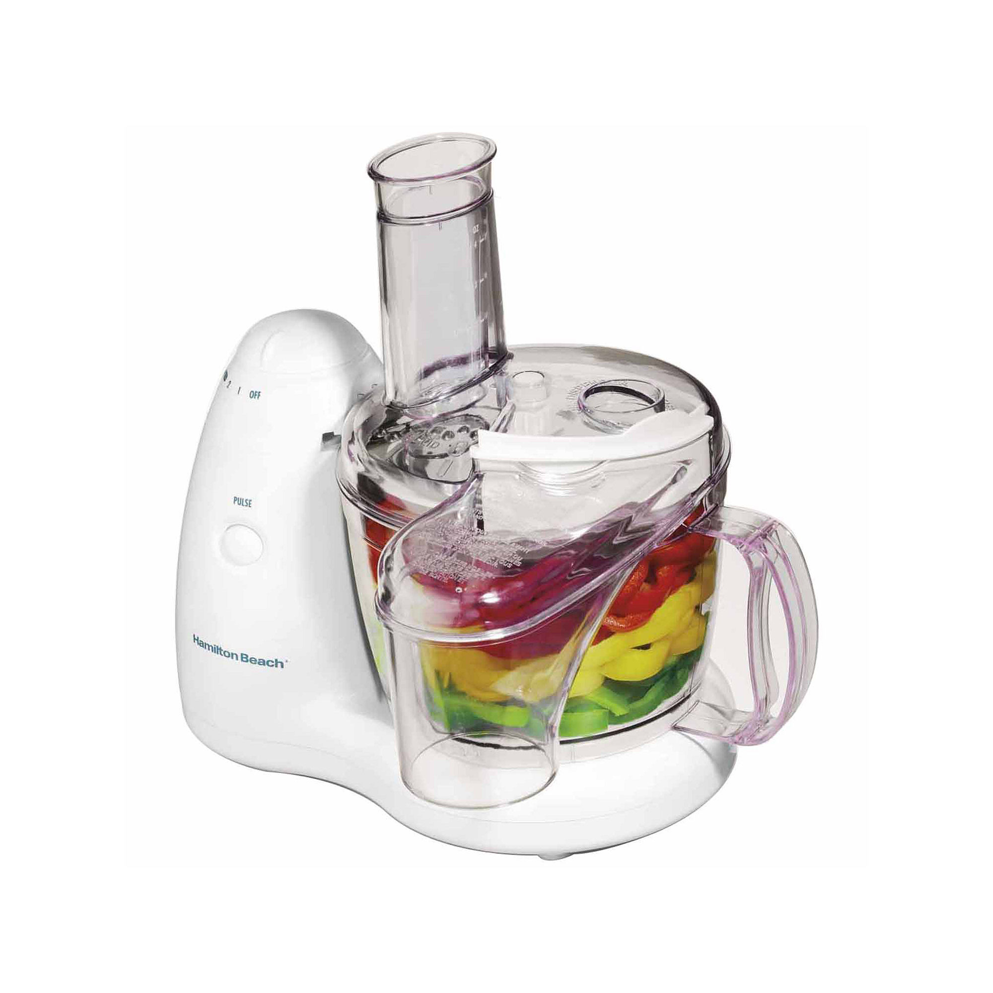 Hamilton Beach PrepStar 8 Cup Food Processor